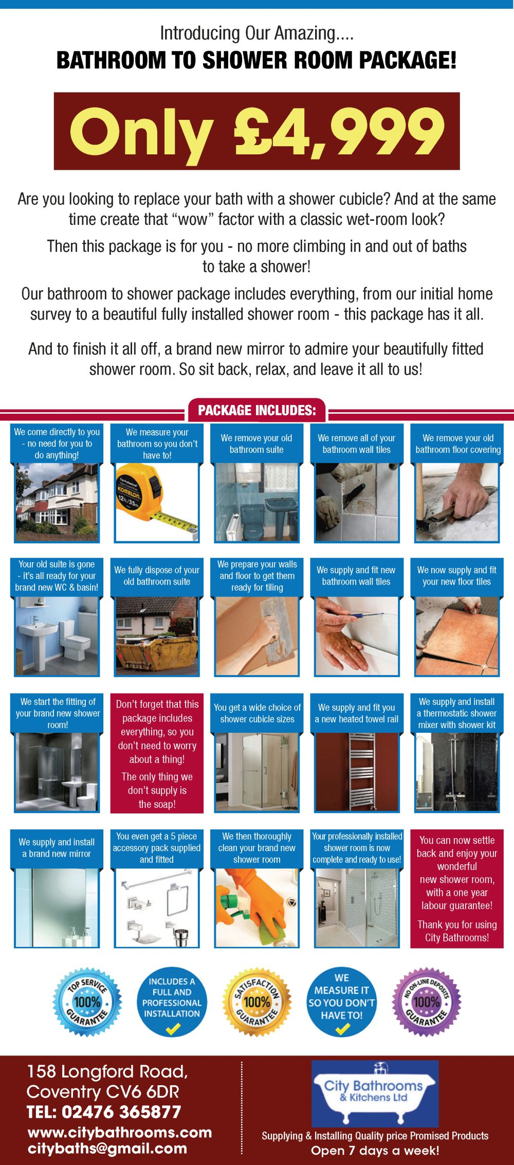 Coventry kitchens and bathrooms - City Bathrooms Kitchens Fitted Bathrooms Kitchens Bedrooms Coventry